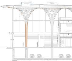 Haesley Nine Bridges Golf Club House By Shigeru Ban Architects & KACI International
