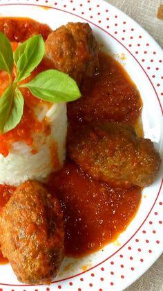 Σουτζουκάκια Σμυρνέικα με ρύζι !!! ~ ΜΑΓΕΙΡΙΚΗ ΚΑΙ ΣΥΝΤΑΓΕΣ 2
