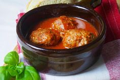 Perfekt auch für unterwegs: Rezept für italienische Polpette di Carne