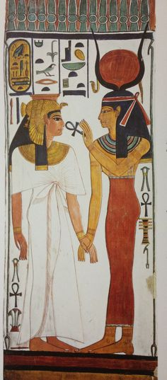 On the left - GALA gown and Falcon or Volture Headdress. On the right - Sheath Dress / oversized Headdress with the RA circle Eye Of Horus, Ancient Egypt, Headdress, Archaeology, Social Studies, Middle East, Civilization, Sheath Dress, Mythology