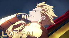 Fate Zero Gilgamesh Archer Bifold Wallet Anime Manga NEW