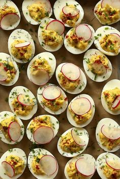 I'm the most dangerous person at your dinner party. I'm the one that lingers near the Deviled Eggs at a party....