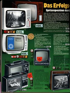 All sizes | 1972 Quelle 674 TV | Flickr - Photo Sharing!