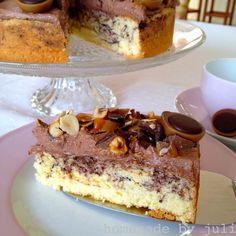 HOMEMADE by Juli: Toffifee Torte