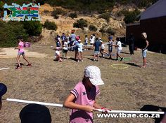 Weizmann Primary School Tribal Survivor team building event in Cape Town, facilitated and coordinated by TBAE Team Building and Events Team Building Events, Primary School, Cape Town, Marble, Upper Elementary, Granite, Marbles, Elementary Schools