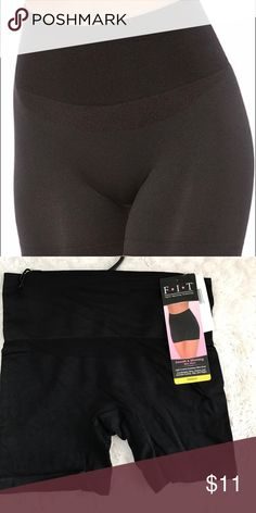 Smooth & Slimming Bike Shorts🌻 Smooth & Slimming Bike Shorts🌻 These light Control seamless bike shorts provide comfort, smooths Tummy, Hips and Thighs. Intimates & Sleepwear Shapewear