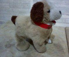 Anos 90: brinquedo Puppy, cachorrinho de pelúcia que latia, andava e pulava