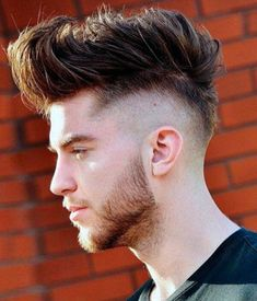 """Determine more info on """"mens hairstyles medium"""". Look at our site. Mens Hairstyles 2018, Quiff Hairstyles, Trendy Hairstyles, Popular Haircuts, Cool Haircuts, Haircuts For Men, Men's Haircuts, Textured Haircut, Fade Haircut"""