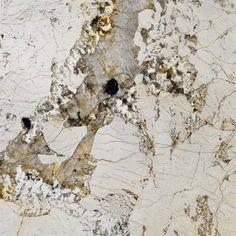 Alpinus Polished Granite Slab Random 1 1 4 - Country Floors of America LLC Granite Flooring, Granite Slab, White Granite, Granite Counters, Porcelain Countertops, Granite Stone, Stone Slab, Marble Stones, Kitchen Marble Top