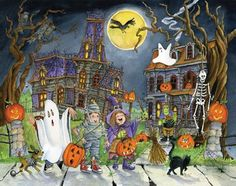 Little Goblins Halloween Countdown Calendar * This is an Amazon Affiliate link. Read more at the image link.