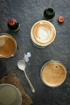 Irish Coffee - Foodness Gracious