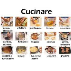 Per cucinare  #learnItalian #Italian #Language