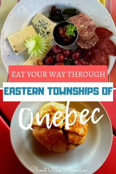Is travel to Quebec in your future? If you love great food you should add Quebec's Eastern Townships to your travel plans. Discover all the great things there are to eat here. Canadian Travel, Best Blogs, Best Dishes, Foodie Travel, The Fresh, Quebec, Travel Around The World, Travel Usa, Love Food