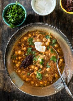 Lablabli (lob-lob-ee). You may have heard of shakshuka, but have you heard of lablabi? Lablabi: A Tunisian and Eastern Algerian chickpea stew, normally eaten for breakfast, though excellent as an …