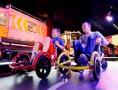 Veiligheidsmuseum PIT, Beleef de wereld van politie, brandweer en ambulance!