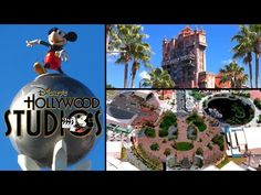 Top 10 BEST Disney Hollywood Studios Secrets! | Disney-MGM Studios History - YouTube