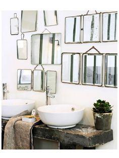 espelhos mil