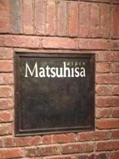 Matsuhisa in Aspen, CO