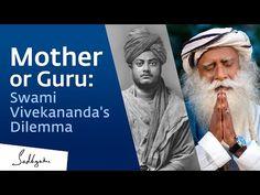 Mother or Guru: Swami Vivekananda's Dilemma - YouTube 108 Sun Salutations, Swami Vivekananda, Influential People, Yoga Teacher, Healer, Bestselling Author, Mystic, Einstein, Spirituality