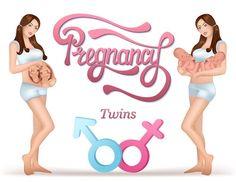 Tudo sobre a gravidez de gêmeos Felicidade a dobrar