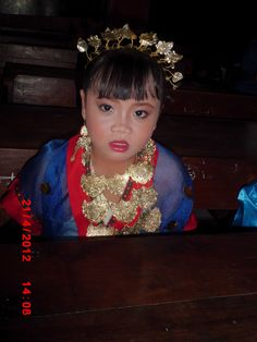 Traditional dress of Indonesia