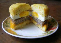 I'm lovin' it– The Healthy Egg McMuffin « Healthy Indulgences
