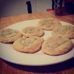 Fandom and Food: Chocolate Chip Cookies #vegan