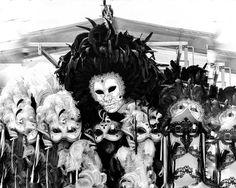 #venezia #venice #italy #venedig #italien #masks #carneval #ig_art #ig_carnevale #bw #blackandwhite #nikonphotography #nikon #natgeotravel #travelphotography #streetphotography #cityphotography #discoverearth #discoveritaly #bbcearth #ig_today #ig_italy #ig_venice #ig_venezia #ig_bw #ig_blackandwhite