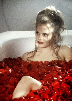 """I feel like I've been in a coma for the past twenty years. And I'm just now waking up."" American Beauty. 1999."