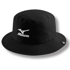 Mizuno Waterproof Golf Hat With Bonded and Sealed Seams for Added  Rainproofing Featuring Mizuno ImpermaLite® 085b86ece41c