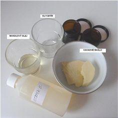 Vyrobte si doma: Telový krém z bio kakaového masla / Mydlaren / SAShE. Organic Beauty