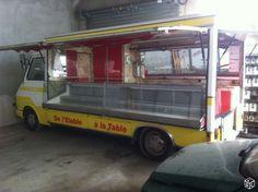 Camion magasin C35D