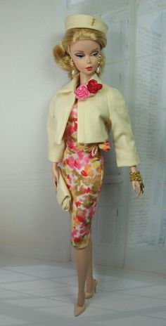 Sweet Bouquet for Silkstone Barbie and Victoire Roux on Etsy now