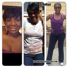 Robyn lost 78 pounds at 52 years old!!! | Black Weight Loss Success