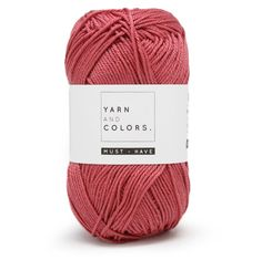 Yarn and Colors Must-have 048 Antique Pink