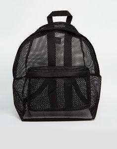 ASOS Mesh Backpack