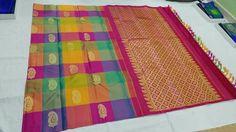 Colour full  Kanchipuram silk sarees online shopping in  Kanchi Mahalakshmi Silks.  Whatsapp: 9941653218  www.kanchipuramsilkwholesale.com   #kanchipuramsaree #onlinesaree #shopping #kms #wedding #wholesale #manufacture #supplier #silks