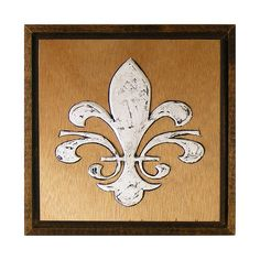In North America, the fleur-de-lis is often associated with areas formerly settled by France, such as Saint Louis, Quebec, New Orleans, and Louisville, as well as with French-speaking people in Canadian provinces.