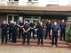 Ustecki komisariat otrzymał wsparcie 8 policjantów z Gdańska, którzy w wakacje będą dbali o bezpieczeństwo turystów i mieszkańców regionu. Cali