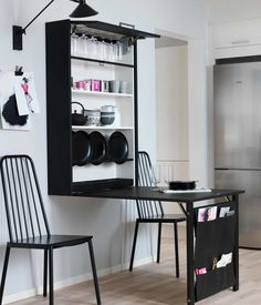 Sigdal kjøkken - Uno hvitt og svart