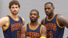 Loaded and getting healthy, there's no one to beat the Cavs in the East... ...right?