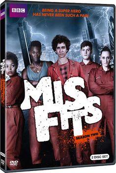 #Misfits