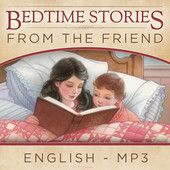 Bedtime Stories from the friend. A podcast to listen to at bedtime - GENIUS!