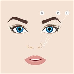 Eyebrow Pencil ✓ Best Tips & Trick by Brow Experts! Step by step tutorial: How to use an Eyebrow Pencil for perfect brows. Beauty tools to Support your Eyebrow Pencil Routine Oval Faces, Square Faces, Long Faces, Perfect Eyebrow Shape, Perfect Brows, Brow Quotes, Henna Brows, Brow Tutorial, Diamond Face