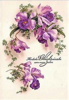 Flower Background Wallpaper, Flower Backgrounds, Victorian Flowers, Vintage Flowers, Stencil Painting, Silk Painting, Floral Print Design, Floral Prints, Decoupage Printables