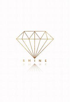AMANDA INEZ : Shine Bright Like A Diamond | Wallpapers