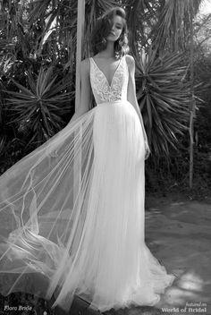 Flora Bridal 2018 Wedding Dress