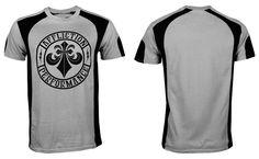 Affliction Brandon Vera UFC 164 Walkout Shirt - Silver & Black at http://www.fighterstyle.com/affliction-brandon-vera-ufc-164-walkout-shirt/