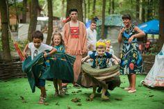 Детский праздник в стиле Индейцы. Www.kids-prazdnik.com.ua