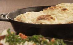 Pão indiano: anote a receita de naan - Receitas - Receitas GNT